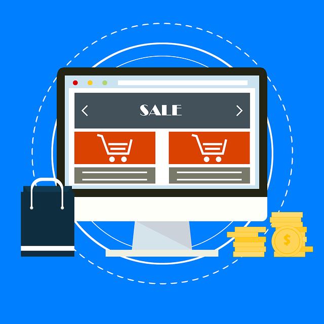 הקמת אתר מסחר אלקטרוני